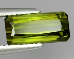 2.35 CTS EXCEPTIONAL NATURAL  GREEN TOURMALINE PERFECTGEMS NR!!!