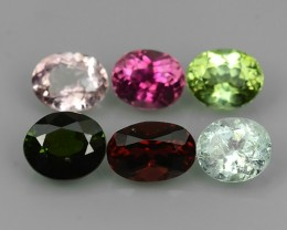 3.35 CTS BEAUTIFULL RARE NATURAL FANCY TOURMALINE MOZAMBIQUE