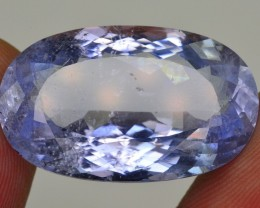 21.85 CT GORGEOUS SKY BLUE  COLOR AQUAMARINE