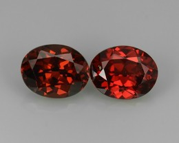 1.25 CTS AWESOME BURMESE NATURAL RED SPINEL COLLECTION