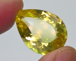 21.30 Ct Gorgeous Color Natural Citrine Gemstone ~ AA