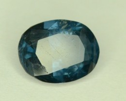 1.30 ct NATURAL BLUE SPINEL FROM TAJIKISTAN