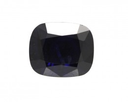 5.56cts Natural Australian Blue Sapphire Cushion Shape