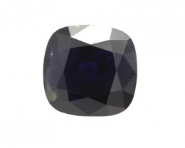 5.03cts Natural Australian Blue Sapphire Cushion Shape