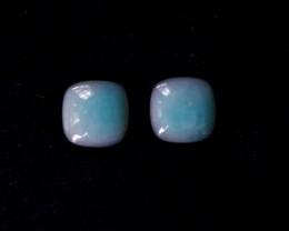 Peruvian Opal Pairs