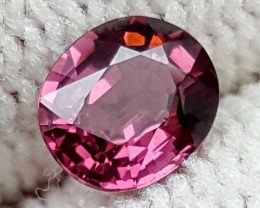 0.60CT RHODOLITE GARNET BEST QUALITY GEMSTONE IGC456
