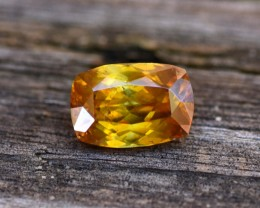 3.27cts Yellow / Green Sphene (Titanite) (RSP24)