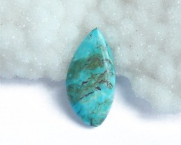 16ct Hot Sale Natural Turquoise Cabochon (18060419)