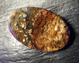 BEAUTIFUL MOSS AGATE (NATURAL+UNTREATED)