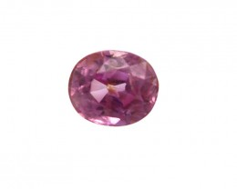 0.44cts Natural Burmese Oval Shape Ruby