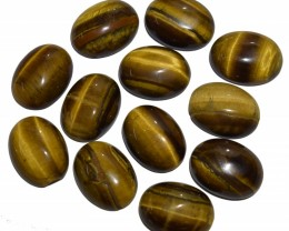 200.95 Ct TIGERS EYE WHOLESALE LOT UNTREATED NATURAL