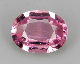 AMAZING NATURAL RARE LUSTROUS PINK TOURMALINE NR!!!