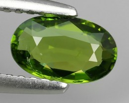 ALLURING TOP GREEN PARTY COLOR CHORME TOURMALINE