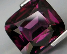 NO RESERVE! 6.33 CT HUGE Unheated Purple Spinel (Burma) $1500!