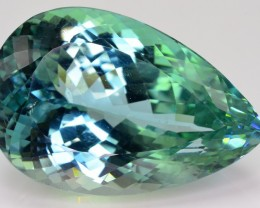 69.45 CT NATURAL UNHEATED SPODUMENE  GEMSTONE