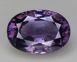 3.85 Cts Untreated  Spinel Excellent Color ~ Burma S45