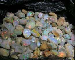 Ethopian Opal parcel