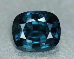 5.06 ct. Cobalt Blue Spinel, Cushion, Sri Lanka, No Treatment VVS