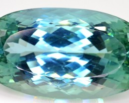 81.40 CT NATURAL UNHEATED SPODUMENE GEMSTONE