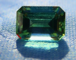 3.385 Carat Natural GREEN Tourmaline - Gorgeous