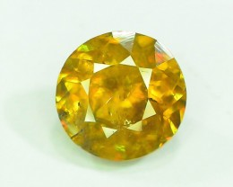 Top Fire 0.95 ct Natural Sphene