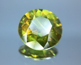 Mind Blowing Fire 1.15 Cts Chrome Sphene ~ Skardu Pk23