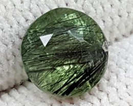 2.10CT RUTILE PERIDOT BEST QUALITY GEMSTONE IGC458