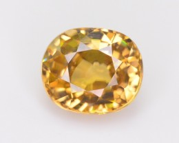 2.10 Ct Beautiful Color Natural Combodian Zircon ~ ARA