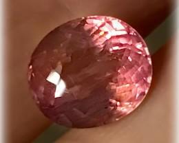 Beautiful 6.80ct Natural Pink Tourmaline Large Rustic gem