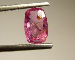 1.25cts Natural Burmese Ruby , Untreated Gemstone