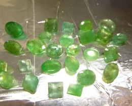 37.41cts  Emerald Parcel , 100% Natural Gemstone
