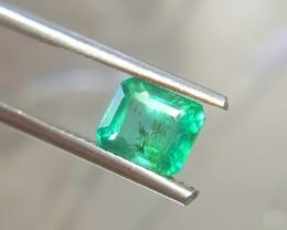1.18cts  Emerald , 100% Natural Gemstone