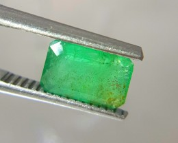 1.45cts  Emerald , 100% Natural Gemstone