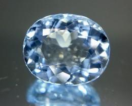 2.25 Crt Aquamarine Faceted Gemstone (R 193)
