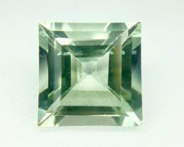 7.00 Crt Natural Prasoilite Fabulous Faceted Gemstone (MG 06)