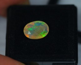 1.71ct Natural Ethiopian Welo Faceted Opal Lot GW1580