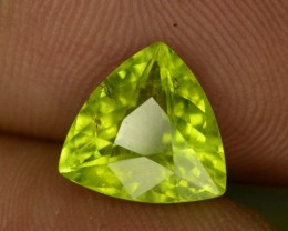 2 ct Natural Green Peridot