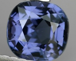 Magnificient Top Sparkling Intense Sri-lanka Blue-Spinel Cushion !!!