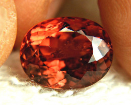8.50 Carat Orange SI African Tourmaline - Gorgeous