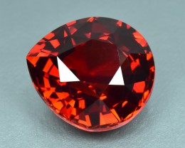 8.02 Cts Wonderful Lustrous Beautiful Color Natural Spessartite Garnet