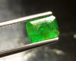 1.00cts  Emerald , 100% Natural Gemstone