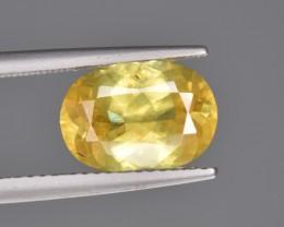 5.00 Cts Natural Rare Scheelite Faceted Gemstone