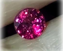 Rich Crimson Umbalite Garnet Jewellery grade gem