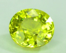 Top Color 3.10 ct Natural Mali Garnet