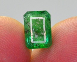 1.85 Ct Amazing Color Natural Swat Emerald ~ IA