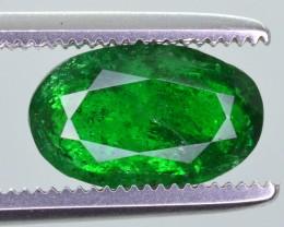 1.50 Ct Ravishing Color Natural Swat Emerald ~ IA
