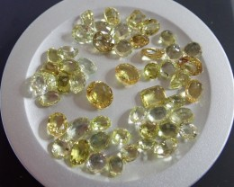 CHRYSOBERYL 20CT GREENISH YELLOW CHRYSOBERYL CEYLON