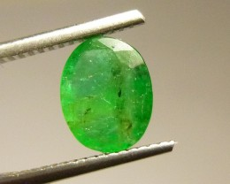 1.44cts  Emerald , 100% Natural Gemstone