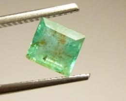 1.29cts  Emerald , 100% Natural Gemstone