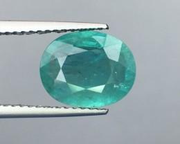 Rare Clarity 2.37 Cts Grandidierite World Class Rare Gem ~ Madagascar Pk26